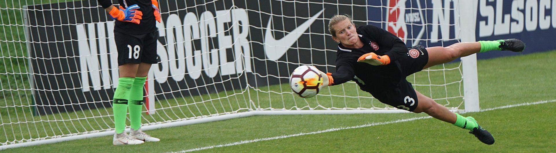 Goalkeeper Save Soccer Referee Assessor