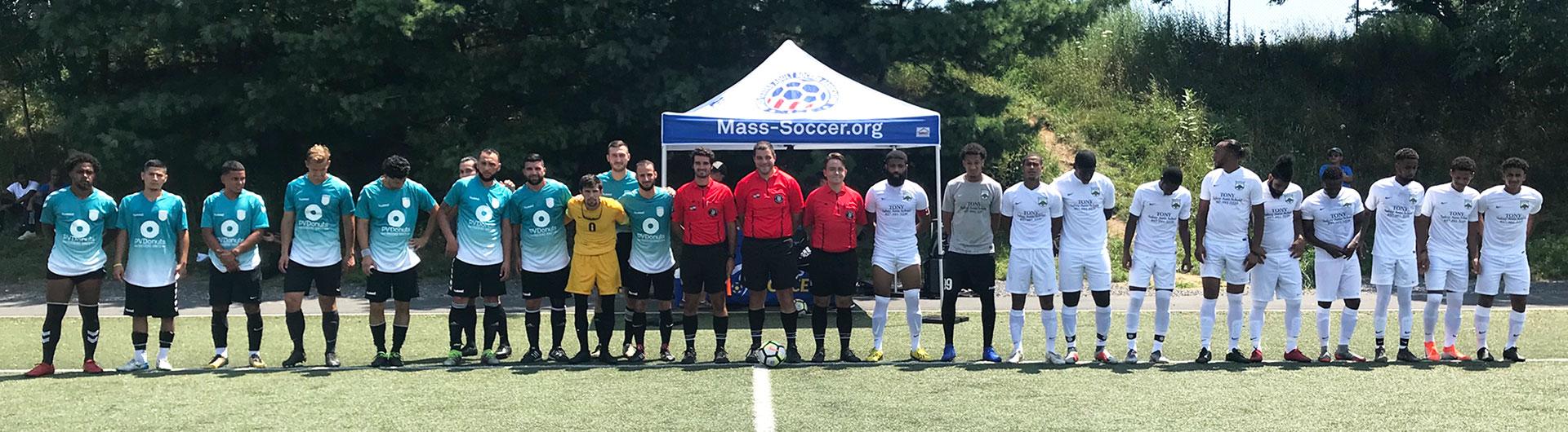 United States Soccer Referee Team